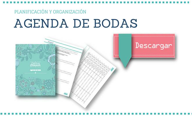 DESCARGA AGENDA DE BODAS