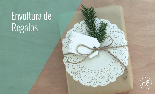 Envoltura de Regalos de Navidad Vintage Castillo de Princesas